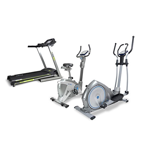 Bodymax CV Package 1 - Trainer, Upright Cycle and Treadmill