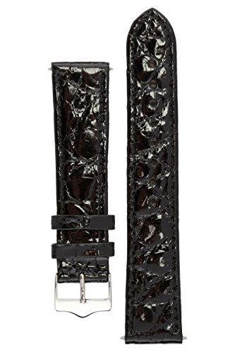 royal-signature-orologio-band-strap-shine-skin-in-vera-pelle-di-coccodrillo-con-fibbia-argento