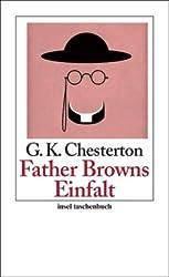 Father Browns Einfalt: Erzählungen (insel taschenbuch)