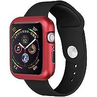 SO-buts Apple Watch Series 4 Schutzhülle,Magnetisch Rahmen Schutzhülle,König Uhr Kasten,40mm/44mm,für Apple Watch Series 4