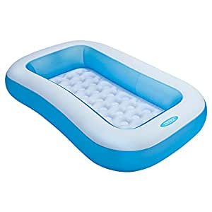 Buy Intex Inflatable Rectangular Pool Multi Color Online At Low Prices In India