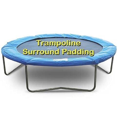 Bache Protection Trampoline - Howleys Coussin de protection en mousse de