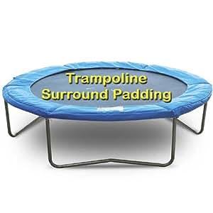 Coussin de protection de remplacement pour trampoline env 366 cm amazon f - Coussin protection trampoline 366 ...