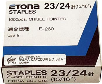 Etona 23/10 1000 - Grapa