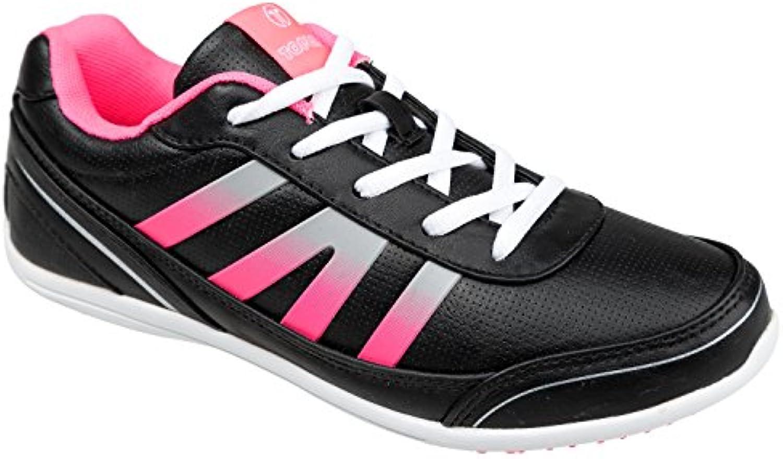 Keds Champion Oxford CVO Mujer Negro Deportivas Zapatos uevo EU 39 -