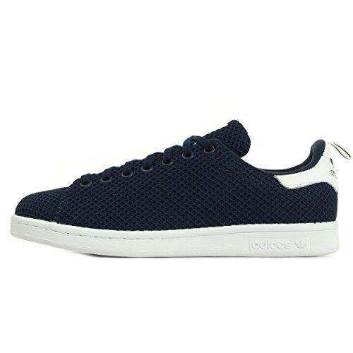 adidas  Stan Smith, Sneakers Basses mixte adulte Bleu Marine