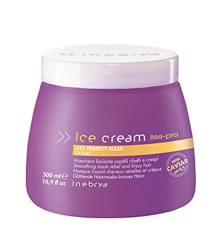 Scheda dettagliata Inebrya ICE CREAM Liss Perfect Mask 500 ml