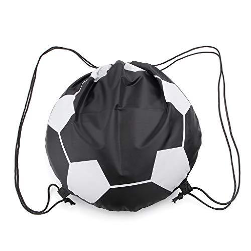 JERKKY 1 Pieza de Deporte al Aire Libre Bolsa de Lazo con cordón Nylon Fútbol Voleibol Bolsas de Baloncesto