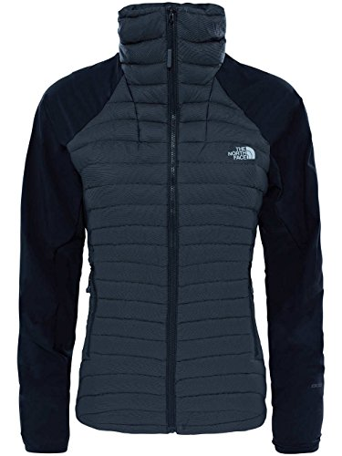 7c8d4e165 The North Face W Verto Micro Chaqueta, Mujer, Negro, XL