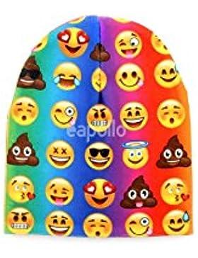 Emoji - Gorro - para niño multicolor Talla única