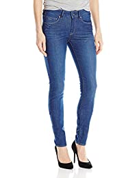 G-STAR Damen Skinny Jeanshose 3301 Contour High - Benwick stretch denim