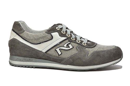 Nero Giardini , Sneakers Basses homme Gris - Grigio