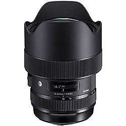 Sigma Objectif pour Reflex 14-24mm F/2.8 DG HSM Art - Monture Nikon