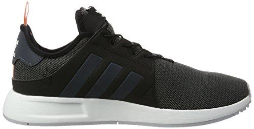 adidas X_PLR, Scarpe Indoor Multisport Uomo Multicolore (Cblack/Boonix/Easora)