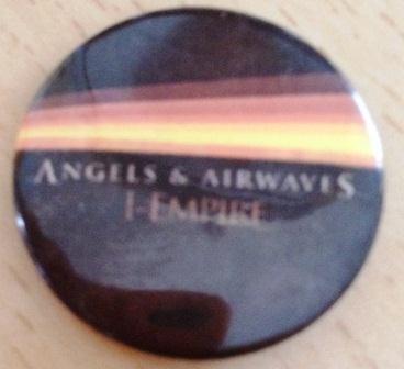 Angels Airwaves &-Empire-BADGE