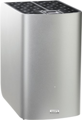 Western Digital 4TB My Book Thunderbolt Duo Desktop RAID externe Festplatte - Thunderbolt - WDBUTV0040JSL-EESN