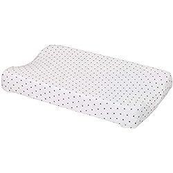 LUMA - Funda para colchón cambiador Mixed white Talla:Mixed White