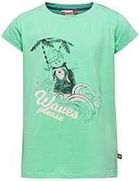 Amazon.es  Verde - Camisetas 4d8efc5758ab