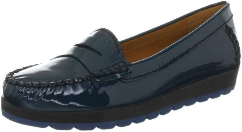 Geox D Senda D22U4S00066C4033 - Zapatos de charol para mujer