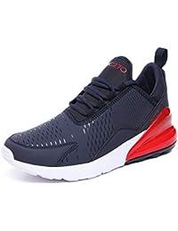 hot sale online 669c7 39a33 YAYADI Chaussures De Course pour Hommes Sports Activités De Plein Air À l aise  Les Hommes Respirant Chaussures Chaussures De Yoga…