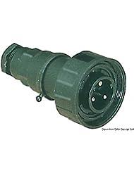 Osculati 14.350.09 - Spina Bulgin 9 poli 5 A (Bulgin 9 poles plug 5A)