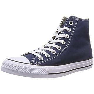 Converse Chuck Taylor All Star, Unisex-Erwachsene Hohe Sneakers, Blau (Navy Blue), 37 EU  EU