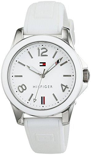 Tommy Hilfiger 1781680 Women's Watch Casual Sport Analogue Quartz Silicone