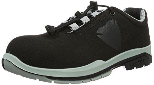 Maxguard Percy P305, Chaussures de Football Mixte Adulte, 36 EU Noir