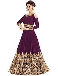 a851eaea4aa Diya Creation Faux Georgette Dress Material