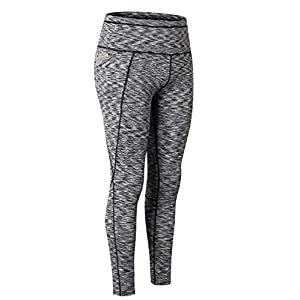 QUTOOL Leggings for Women Leggings High Waist Leggings Women's Sports Pants Yoga Leggings Tights Workout Pant Running Pant