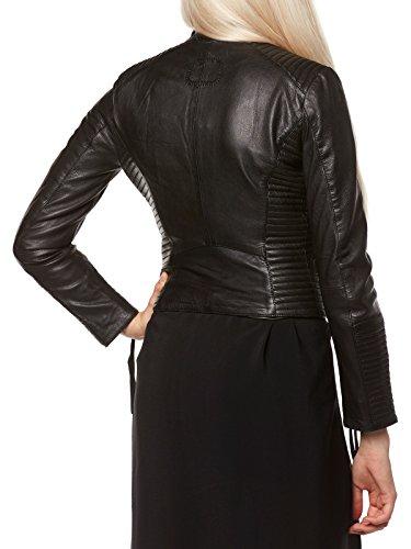 Tigha Damen Jacke Nastia Schwarz (Black 900)
