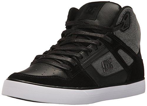 DC Shoes Men s Spartan HighWC SE Hi Top Shoes Black Used (KSD) 8.5 6ad312a8cdc