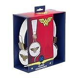 from OTL DC Wonder Woman Teen Folding Headphones Model DC0438