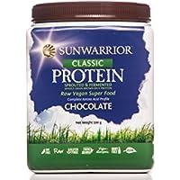 Sunwarrior Classic Raw Protein 500g Chocolate