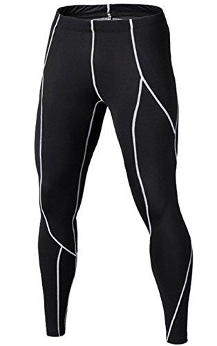 Pantalones hombres Baselayer: Pantalones para running - Formación spo