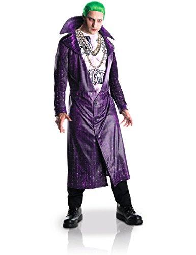 Generique - Deluxe Joker Kostüm für Herren - Suicide Squad