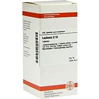 LACHESIS D12 200St Tabletten PZN:2102911 preisvergleich bei billige-tabletten.eu