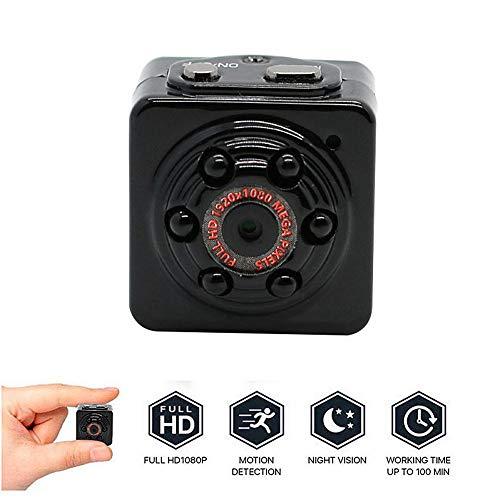 Ledu HD-Mikrokamera, 130 ° kleine Weitwinkelkamera 1080P Nachtsicht-Sensor-Miniatur-Infrarot-Nachtsicht-DVR-Kamera - Dvr Mit Wifi-sicherheits-kameras