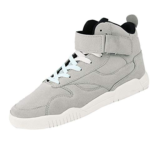 ABsoar Schuhe Herren Sneaker Casual Herren Sportschuh Rutschfester Turnschuhe Basketballschuhe Verschleißfeste bequeme Laufschuhe