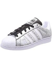 Calzature & Accessori bianchi con chiusura velcro per donna Adidas Stan Smith TxwxidbLb