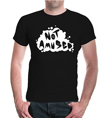 buXsbaum T-Shirt Not amused