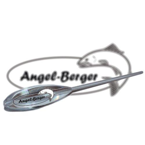 Angel Berger Sbirulino sinkend Bombarde Sbirolino Weitwurfpose Forellenpose