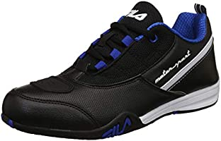 Fila Men's Supercharge Low Blk Multisport Training Shoes-10 UK/India (44 EU)(11006125)