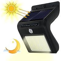 Foco Solar de 16 LED, Lámparas S
