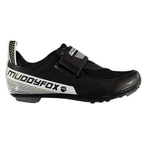 Muddyfox TRI100 Chaussures de Cyclisme Panneaux Respirant Hommes