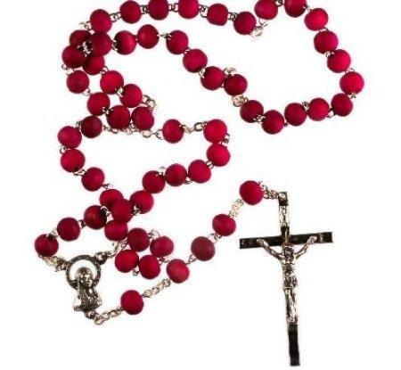 Rosenkranz-Perlen mit Rosenduft. Padre Rosenkranz-Perlen. St. Pio-Rosenkranz Perlen nur von St. Joseph's Catholic Giftshop auf Amazon Joseph Joseph Pie