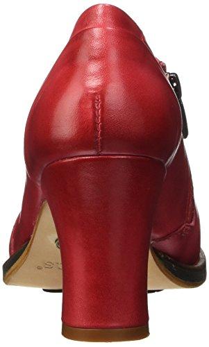 Neosens Baladi 277, Escarpins femme Rouge (Scarlet)