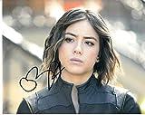 Signing Dreams Autographs Chloe Bennet Photo en Couleur 10 x 8 cm – Agents of Shield – Nostradamus – Dealer 100% en Personne – UACC enregistré #242