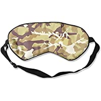 Brown Camouflage 99% Eyeshade Blinders Sleeping Eye Patch Eye Mask Blindfold For Travel Insomnia Meditation preisvergleich bei billige-tabletten.eu
