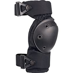 Alta Tactical Unisex Alta Contour Extra Flexible Knee Pads, Black